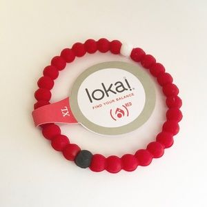 Red Lokai! Available in many sizes!